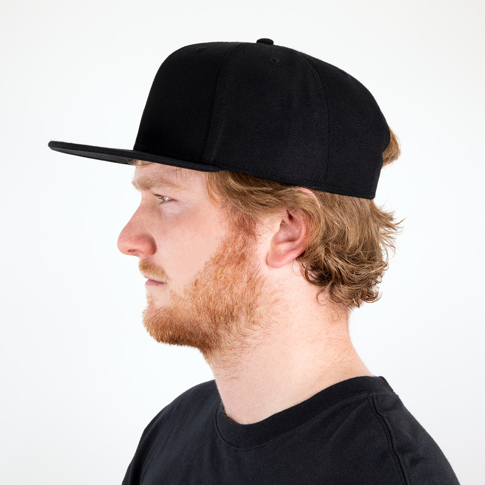 Mid-Profile Flat Bill